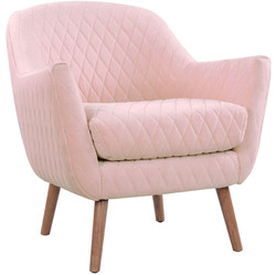 TEMPLE & WEBSTER COCO VELVET CLUB CHAIR