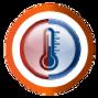 sensor de temperatura gps - localizacion satelital