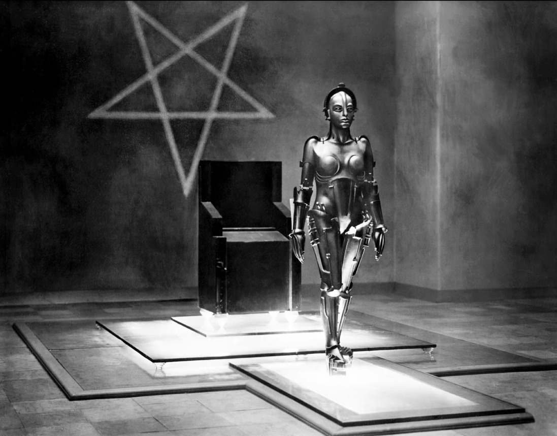 Image result for transhumanism is satanic gif
