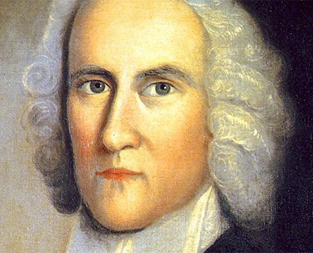 Jonathan Edwards, American Revivalist Preacher, 1701-1753
