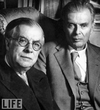 Julian & Aldous Huxley