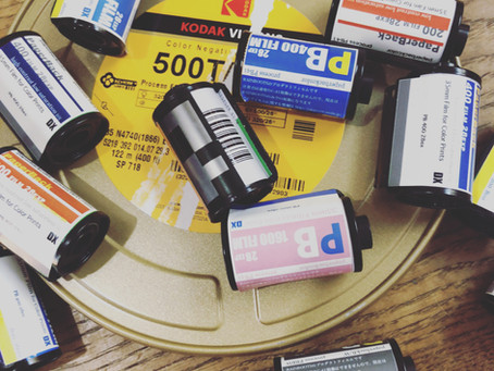 Kodak VISION3とPBfilmについて
