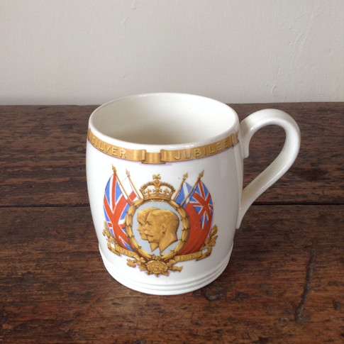 George VI Commemorative Cup £ 14