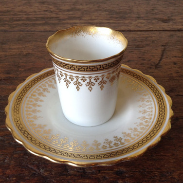 Coffee Cup and Saucer £16
