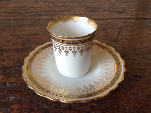 Coffee Cup and Saucer £ 16