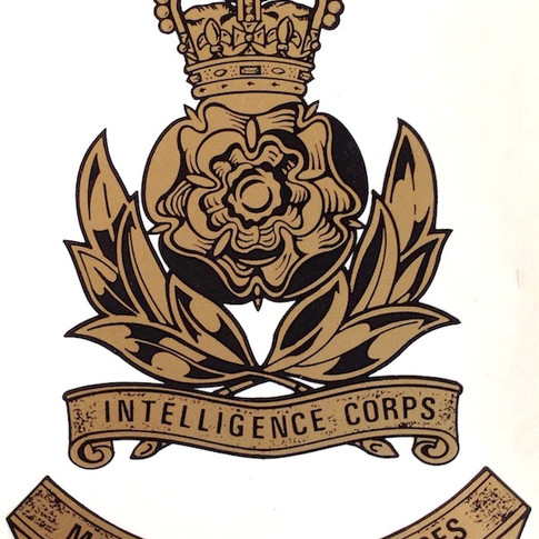 Intelligence Corps Decal £ 24