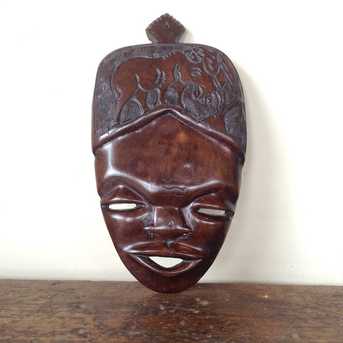 CARVED MASK £ 29