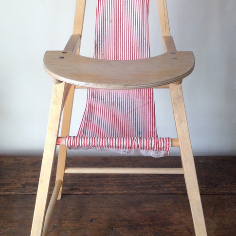 Child's chair £ 12