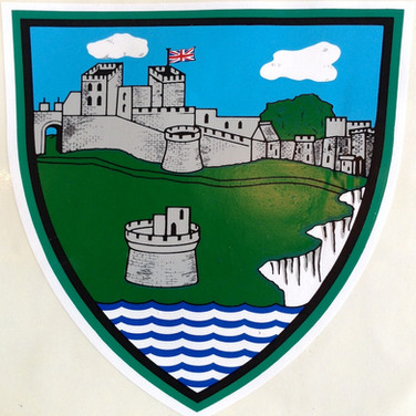 East Kent District & Home Counties District Division T.A. Army Decal Sign £22
