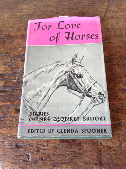 For Love of Horses £12