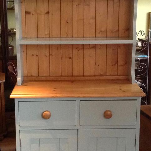Painted Pine Dresser £375