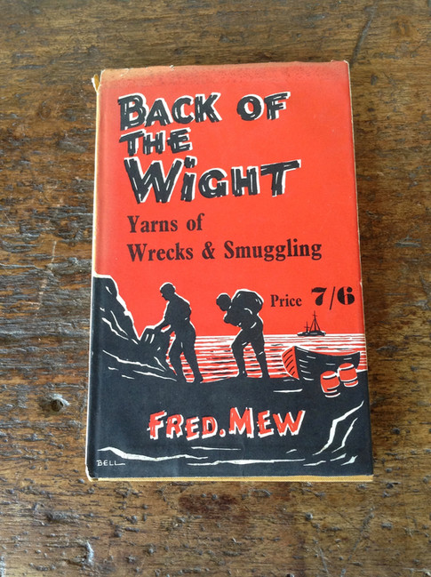 Back Of The Wight £16