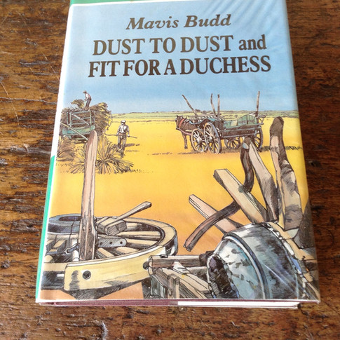 Dust to Dust and Fit for a Duchess £28