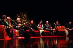 Shams Ensemble and Alireza Ghorbani