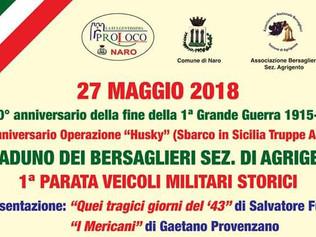 I° Raduno dei Bersaglieri sez. di Agrigento - 27/05/2018