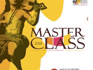 Masterclasses - Altavilla Milicia (Pa) 17-26/08/2018