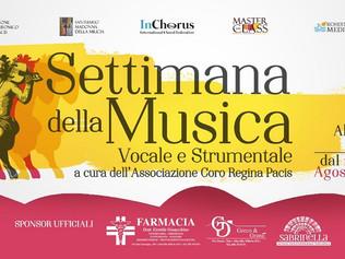 Settimana della musica - Altavilla Milicia (Pa) 17-25/08/2019