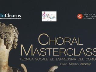 Choral Masterclass - Agrigento 1-2-21-22-23/04/2017