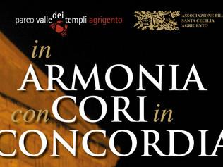 Cori in Concordia - Agrigento 08/01/2019
