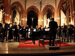 Ensemble Vocal A Contretemps a Palermo - 09-10/04/2017