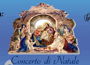 Concerto di Natale - Corale Maria SS. del Bell'Amore, Palermo 06/01/2020
