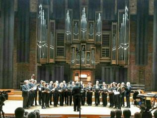 Il Coro Santa Cecilia (Ag) a Lublino - Polonia