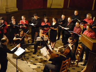 Ensemble Vocal Beata Musica a Palermo - 06-08/04/2017