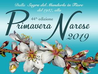 44ª edizione Primavera Narese - 07-11/03/2019