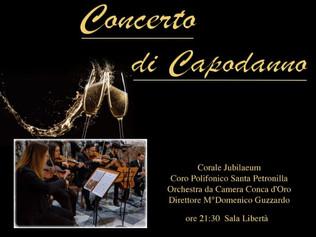 Concerto di capodanno - Vicari (Pa) 01/01/2020