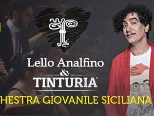 Tinturia & l'Orchestra Giovanile Siciliana