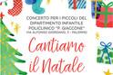 Coro De Victoria per i piccoli del dipartimento infantile del Polo Universitario P. Giaccone di Pale