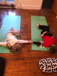 Childrens Yin Yoga