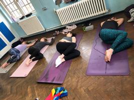 Twisted Roots, HIIT Yoga & Yin, Bushey Community Centre