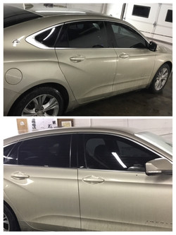 2014 Chevrolet Impala 35 Front Rear Windows -COLLAGE