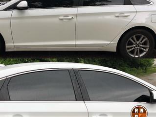 2016 Hyundai Sonata5% Front Windows 5% Rear Windows