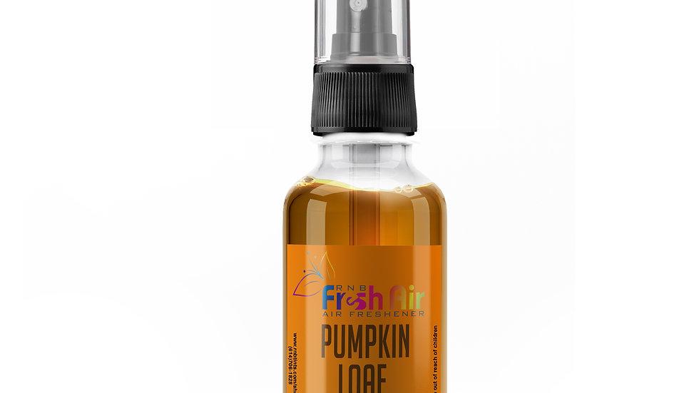 Pumpkin Loaf - RNB Fresh Air