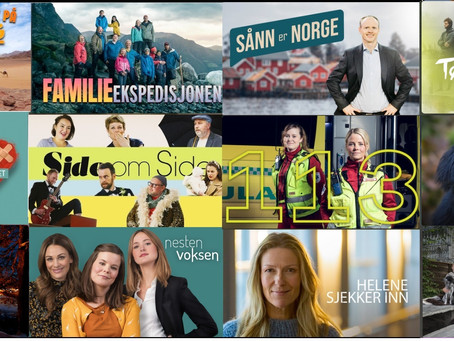 Norwegian TV-series to watch outside of Norway