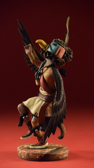 Kwahu - Eagle Kachina