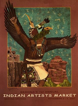 Sedona's 1st Annual Indian Artist's Market