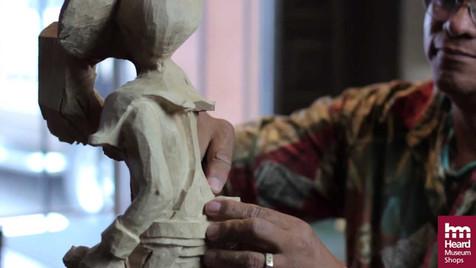 Katsina Dolls of the Hopi at the Heard Museum Shops