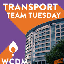 Transport Team Tuesday
