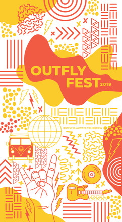 Outfly Poster