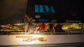 Per Pendragon e il Lightbay Sailing Team una Palermo-Montecarlo da protagonisti