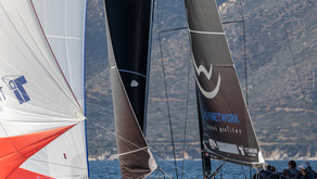 Melges 32 World League, Calvi Network di scena a Riva del Garda