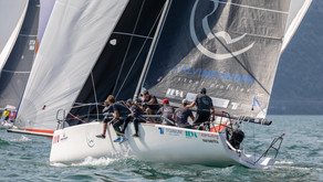 Melges 32 World League, Calvi Network chiude nono a Riva del Garda