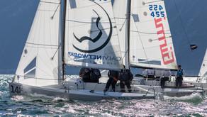 J/70 European Championship, Calvi Network a Malcesine per dare l'assalto all'Europa