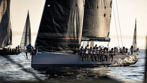 Pendragon e il Lightbay Sailing Team secondi assoluti nel prologo della Giraglia Rolex Cup 2021