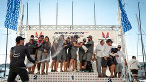 Melges 32 Worlds 2019, Calvi Network chiude la stagione con l'argento iridato