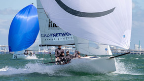 Bacardi Cup Invitational Regatta, Calvi Network riparte da Miami