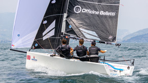 Melges 20 World League, a Riva del Garda è il momento di Kindako